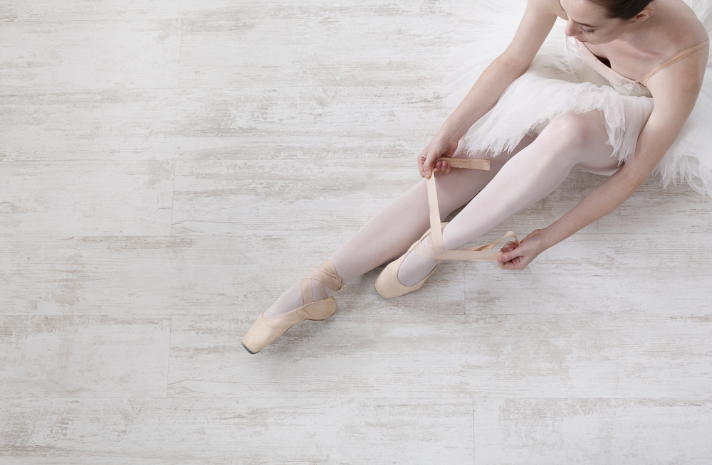 Caring for Your Feet as a Dancer